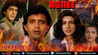 agnee audio jukebox full hindi songs mithun chakraborty mandakini chunky pandey