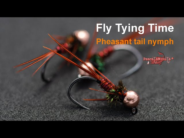 Fly Tying Time - Pheasant tail nymph