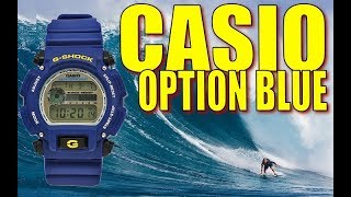 This Is Why People Love Casio: The DW9052 BLUE