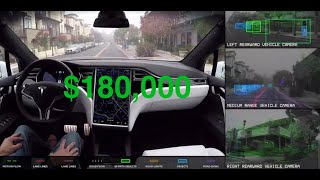 $180,000 Tesla RoboTaxi Business Model - Passive Income | Vlog 252