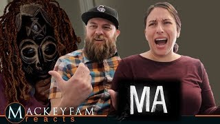 MA - Official Trailer- REACTION and REVIEW!!!