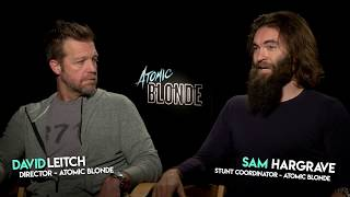 'Atomic Blonde' Interview | David Leitch & Sam Hargrave