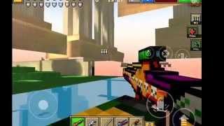 Pixel Gun 3D: Heaven Garden (GLITCH)