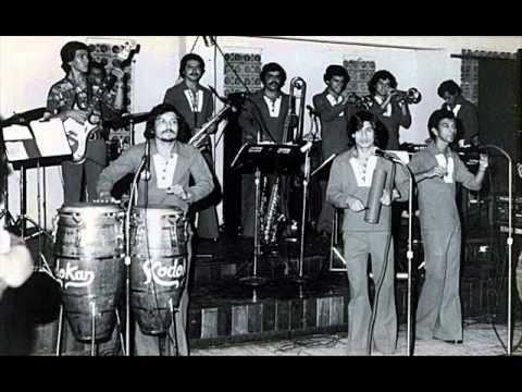 Amor comprado Combo Sensaciòn Kodokàn 1977 Costa Tica