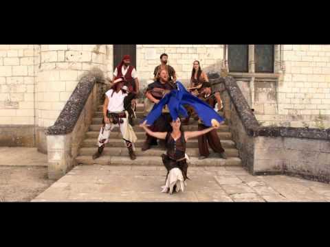 "Medieval music. Middle ages. Les Compagnons du Gras Jambon. ""Villeman Og Magnhild"""