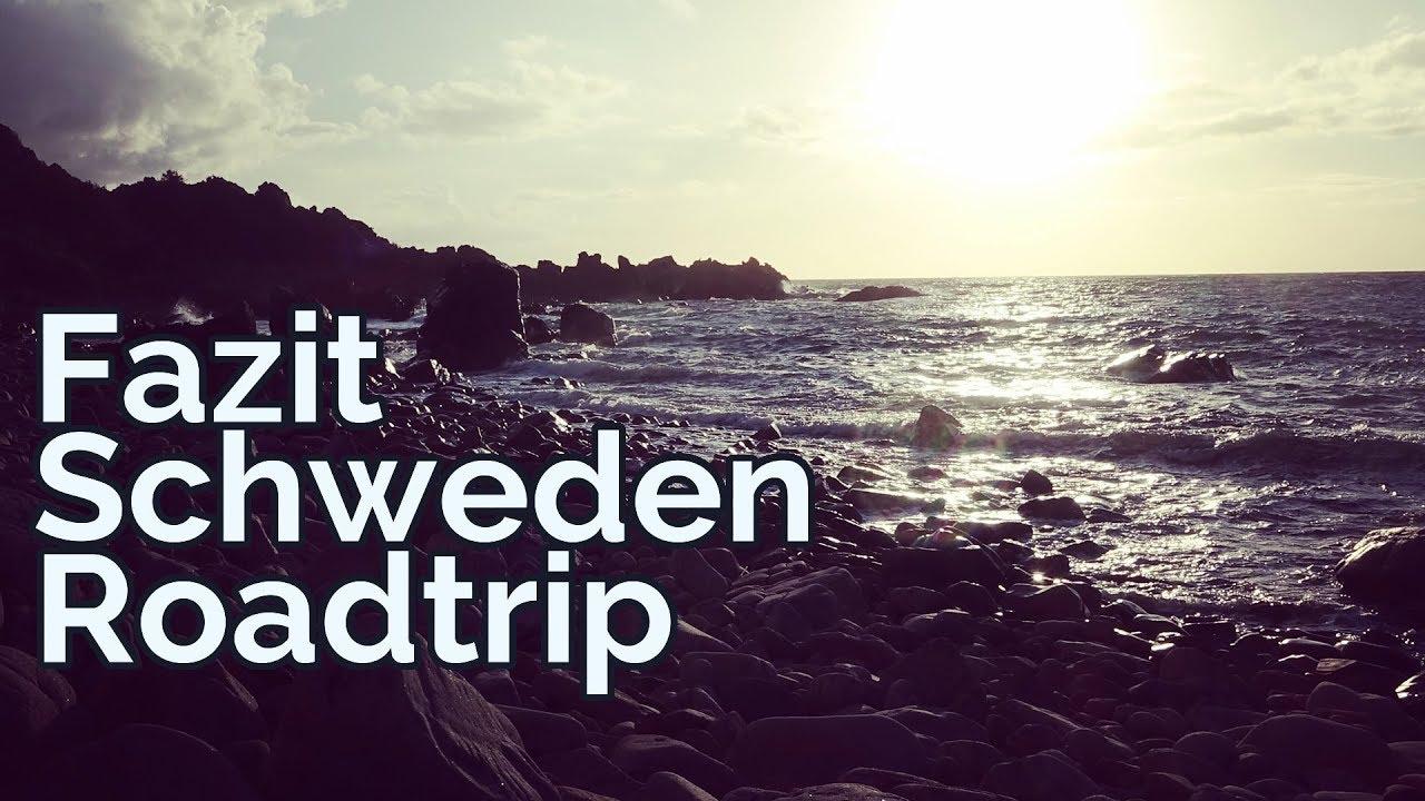 Süd Schweden Roadtrip Ziele Tipps Reiseinfos Fazit Youtube