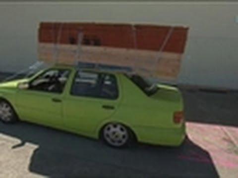 Lumber Car MiniMyth | MythBusters