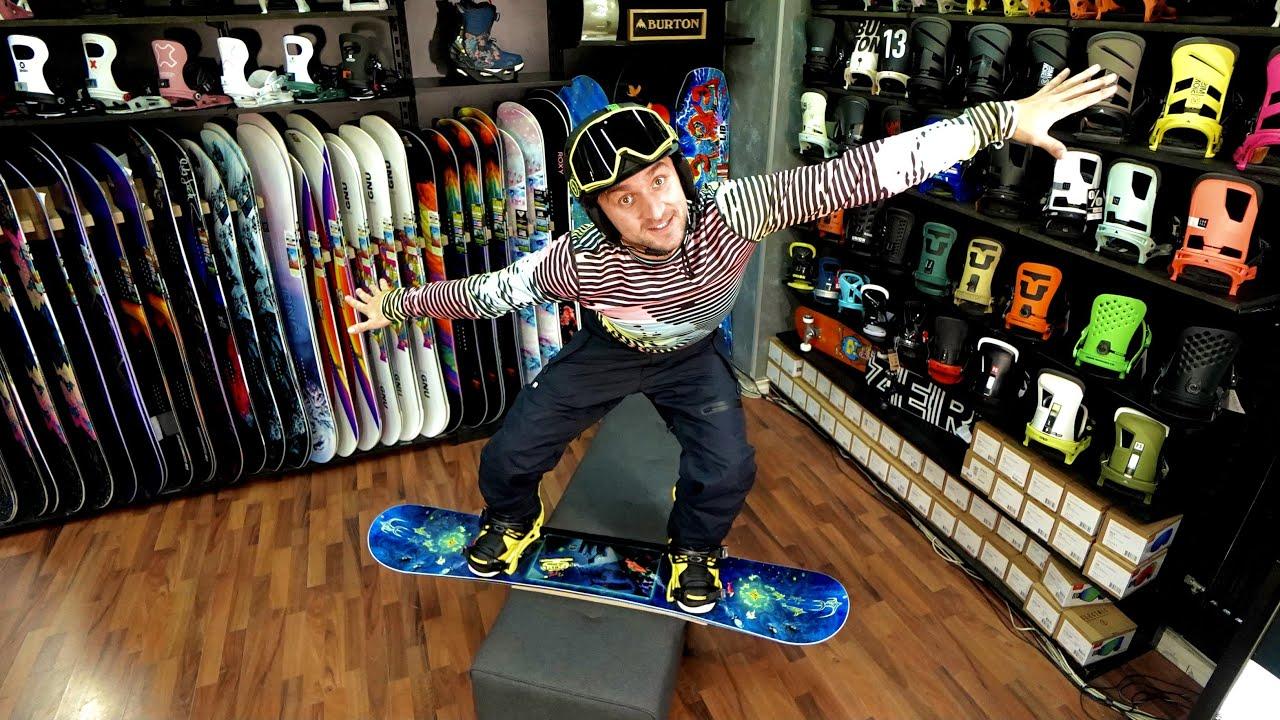 Pořizuju pořádnou výbavu na snowboarding v El Niňo Shopu! | + SOUTĚŽ O 18 000 Kč
