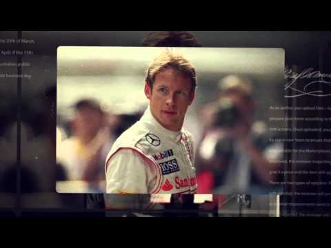 Jenson Button Gentleman Racer HD