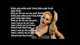 Blunt & Real ft. Dhurata Dora, Lumi B - Edhe pak (With Lyrics)