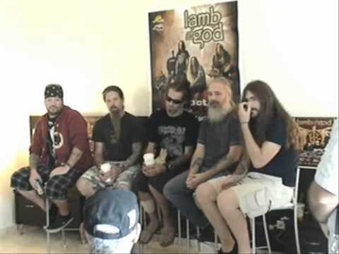 Lamb Of God Conference in Puerto Rico