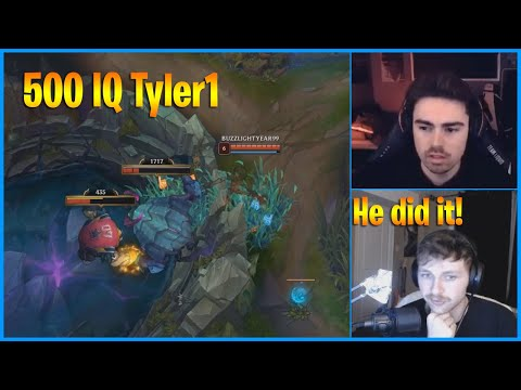 Tyler1 Did It! He Got Challenger Jungle Only...LoL Daily Moments Ep 1015