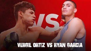 (OFFICIAL VIDEO) Vergil Ortiz vs Ryan Garcia Full Fight, Sparing Video  - ESNEWS Boxing