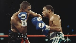 """On March 3, 2000, undefeated Puerto Rican superstar Felix """"Tito"""" Trinidad pounded David """"American Dream"""" Reid to score a unanimous decision and take ..."""