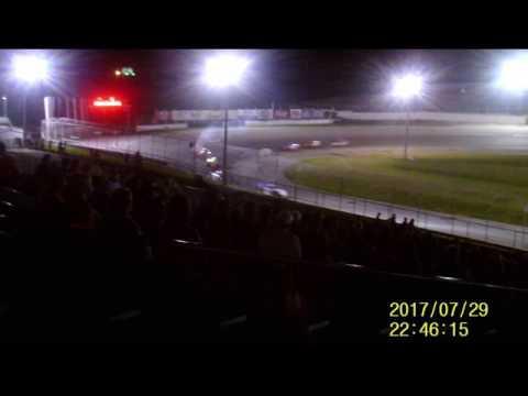 Lebanon I 44 Speedway Dirt B Mod feature  7 29 17