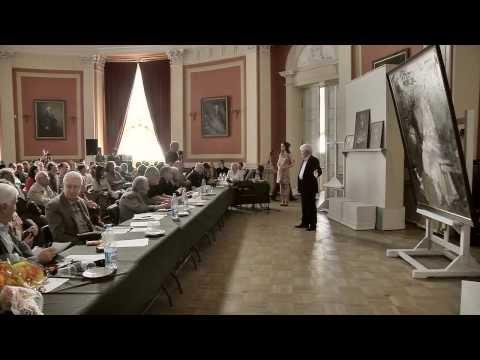 Защита дипломов в институте им. И.Е. Репина. 2013. Второй день