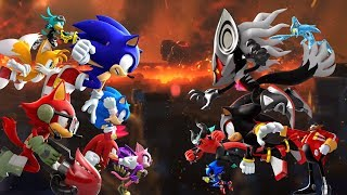 SONIC FORCES - Gameplay completo en Español 2017 - PS4 [1080p 60fps]