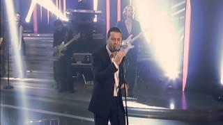 Vlado Georgiev - Ako mi lose krene - LIVE - (Vece sa Ivanom Ivanovicem - New Year Show 31.12.2013)