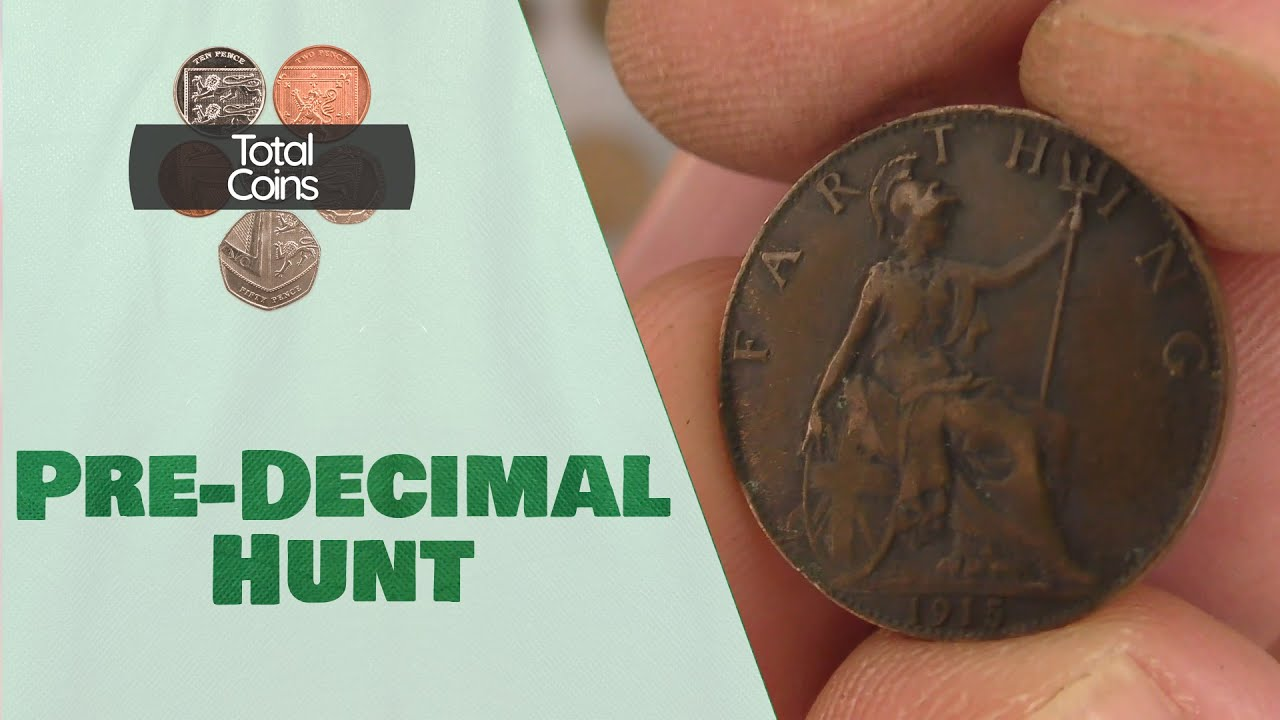Loads of New Years - Pre Decimal Coin Hunt