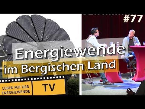 Die Energiewende im Bergischen Land
