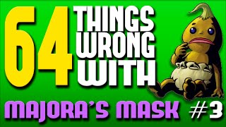64 Things WRONG With Majora