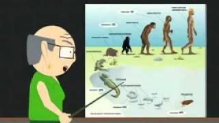MrsGarrisonsClub WE BELIEVE in the theory of evolution