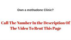 methadone clinic near me
