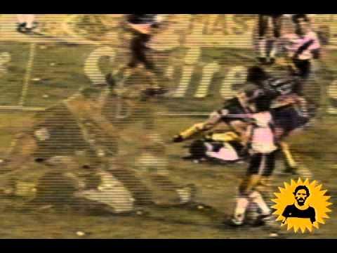 Superclásico caliente: siete de las patadas históricas del Boca-River