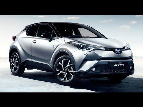 Toyota C-HR Hybrid 2016 Photos