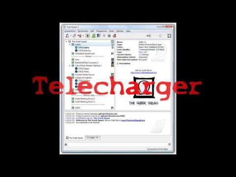 telecharger ts3 en francais