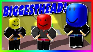 new BIGGESTHEAD... roblox is becoming a MEME...