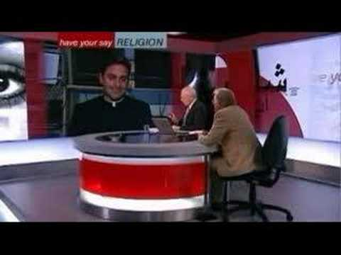Richard Dawkins on Have Your Say (4 of 6)