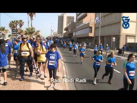 利用行走器完成特拉维夫马拉松  ReWalk at Tel Aviv Marathon - Technion