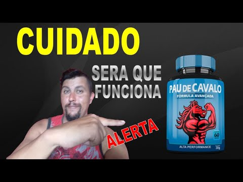 para que serve super cavalo capsulas