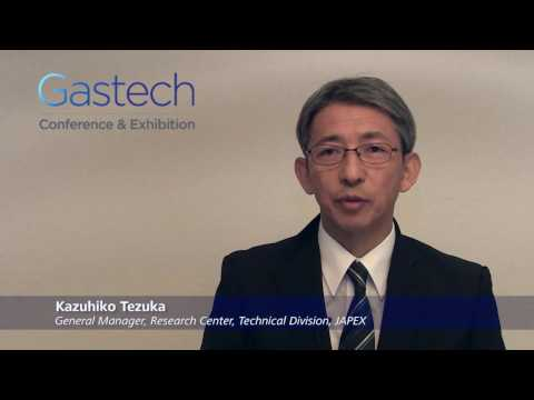 Video interview with JAPEX: The latest advances in gas and shale exploration, production methods