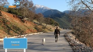 Karpenisi - Mountains of Central Greece