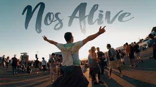 GoPro Timelapse - Nos Alive 2015 & Lisboa Camping