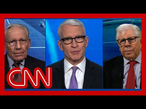 CNN: Trump has failed to protect to the people he's supposed to lead - Legendary journalist Bob Woodward