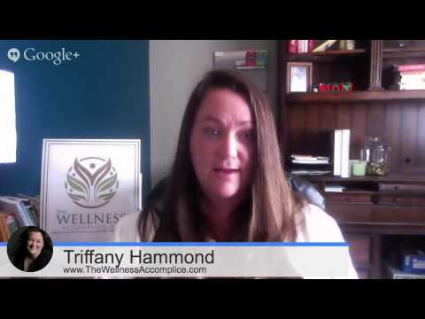 Ready for Happiness LIVE! Presents Triffany Hammond of The Wellness Accomplise!