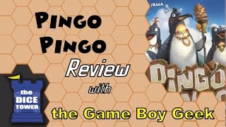 PIngo Pingo Review - with the Game Boy Geek