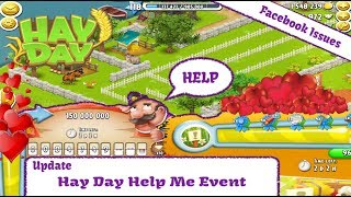 Hay Day - Facebook Issues, Help Task Friends Bar