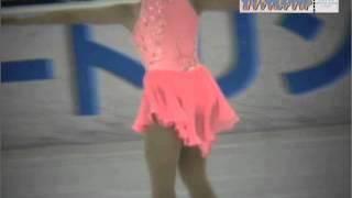 中野友加里さん、ジュニア時代の貴重映像 中野友加里 検索動画 21