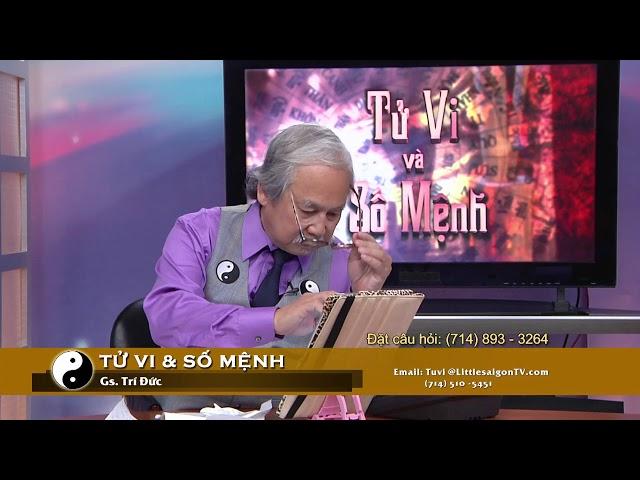TU VI SO MENH 2020 02 07 PART 3 Gs TRI DUC