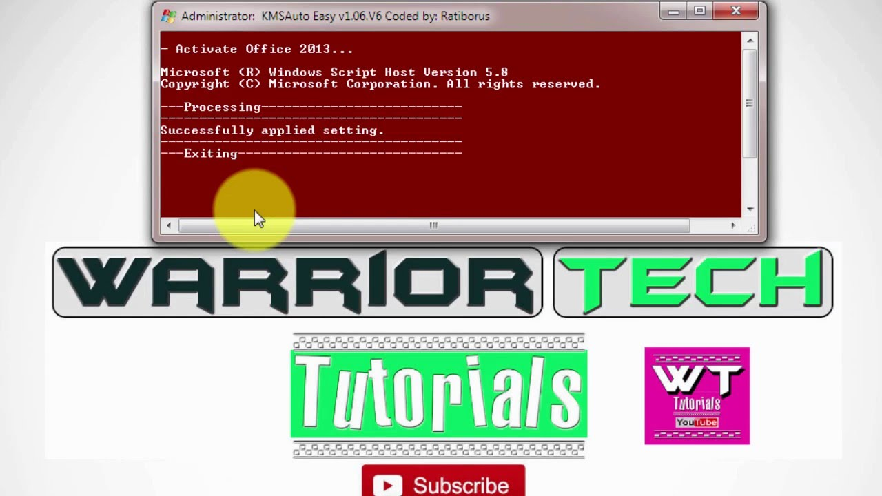 kmspico office 2013 activator free download