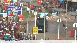 Guinée - Une marche réprimée dans le sang à Conakry : au moins 2 morts selon la police