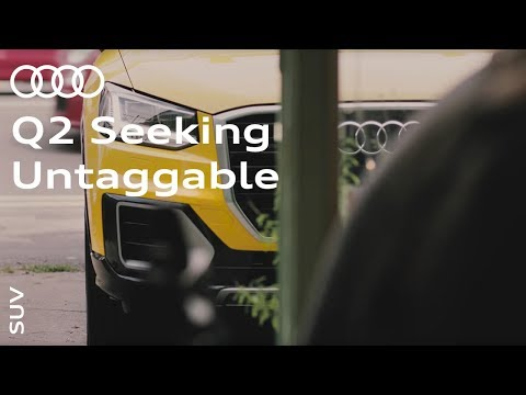 The Audi Q2: Seeking out #untaggable music in Cardiff and Bristol