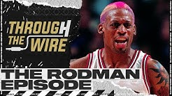Through the Wire Reacts to the Last Dance Dennis Rodman Episode | Through The Wire Podcast