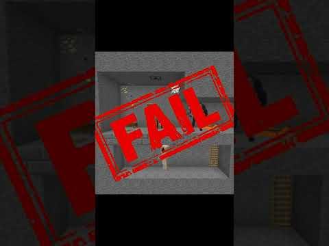Minecraft ESCAPE: Pikachu Escape from SCP-173 And Venom Challenge Part1 #Shorts