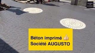 Terrasse en Béton Imprimé : toutes les étapes de réalisation d'une terrasse en béton imprimé