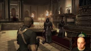 Resident Evil 4 # 13 Вбив 2 рази Ешли і це було Пекло !!!